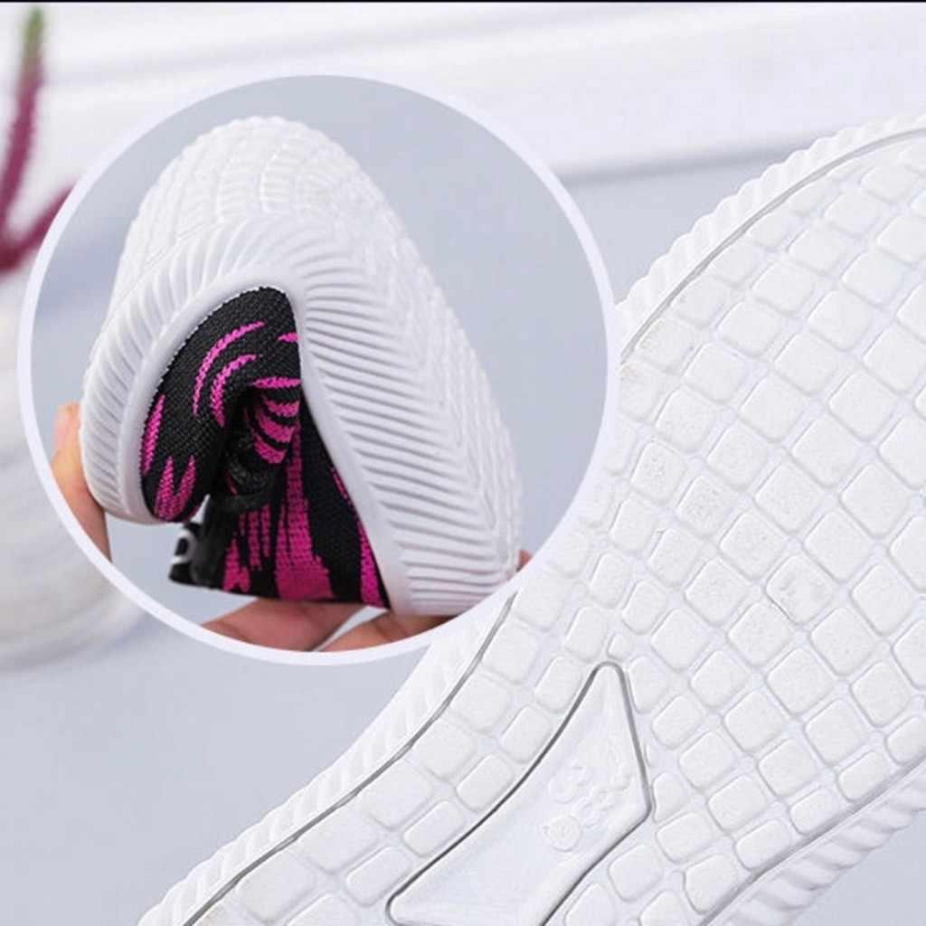 SAGACE Schoenen Vrouw Ademende Schoenen vrouwen Solid Casual Anti-Slip Sport Wandelen Sneakers Loafers Zachte Schoenen zapatos de mujer