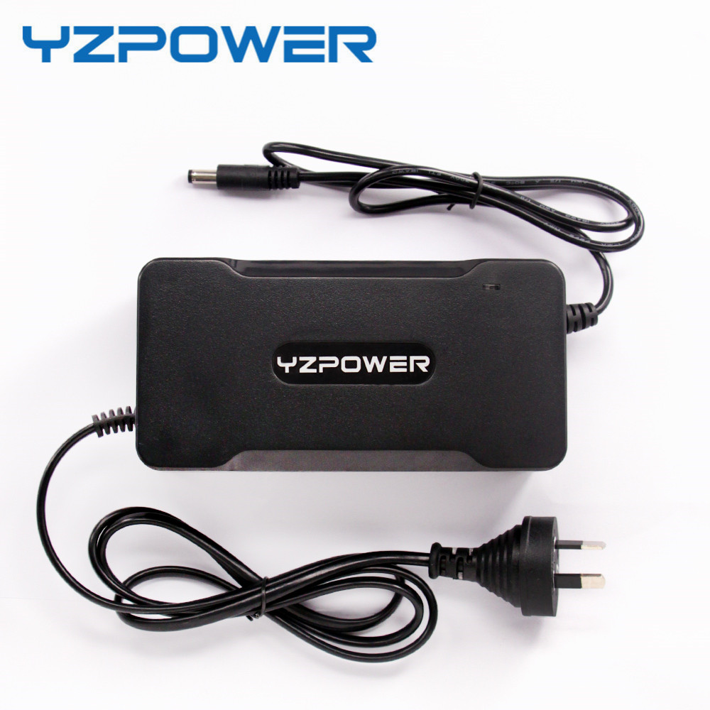 546v 3a 35a 4a Auto Stop Lifepo4 Battery Charger For 15s 48v Mouse Pad Efreet E Bike Carregador De Pilhas