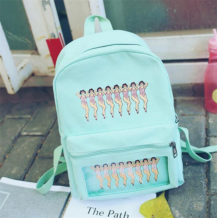 women backpack1
