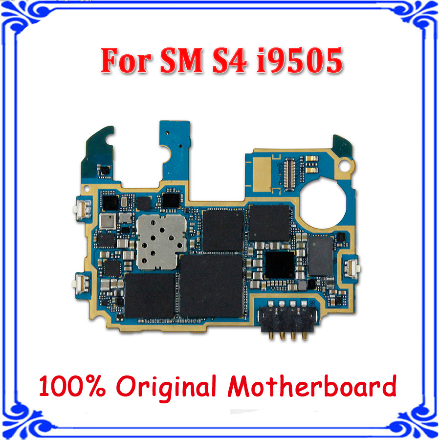 wholesale price Original motherboard for samsung Galaxy S4