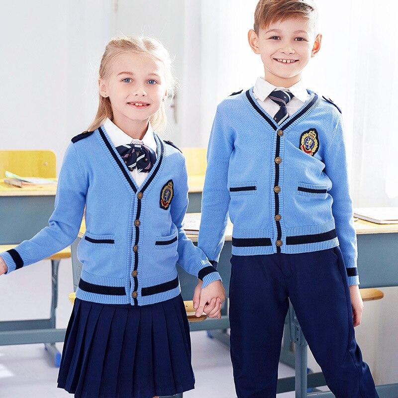 2018 hiver frère grande soeur famille correspondant tenues vêtements vêtements famille Look garçons vêtements ensembles petites filles robes