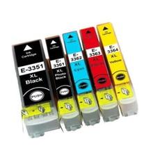 T3351 T3361 T3362 T3363 T3364 Ink cartridge For Epson Expression Premium XP-530 XP-630 XP-635 XP-830 Printer ink 2 cyan t410 t410xl new ink cartridge suit for epson expression premium xp 830 xp 530 xp 630 in australia
