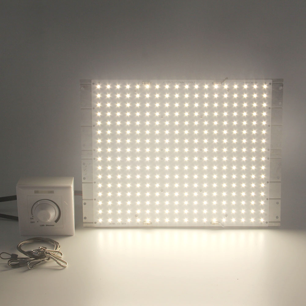 120W 240W 320W 480W Samsung Quantum Board LM301B Mix 660nm Full Spectrum 3000K Dimmable With Meanwell HLG Driver