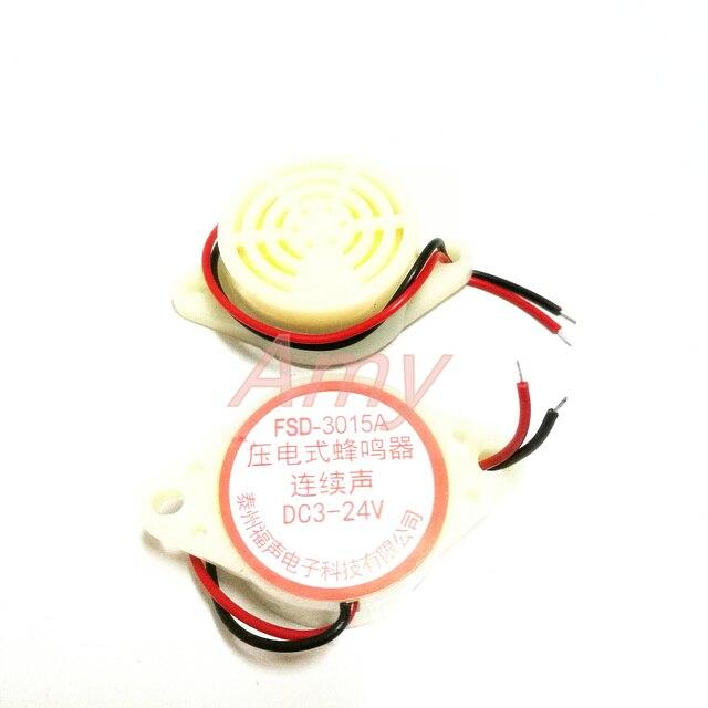 Sfm 6 24ボルト3ボルトの24ボルトHND 3015Aアクティブ電子ブザーブザー