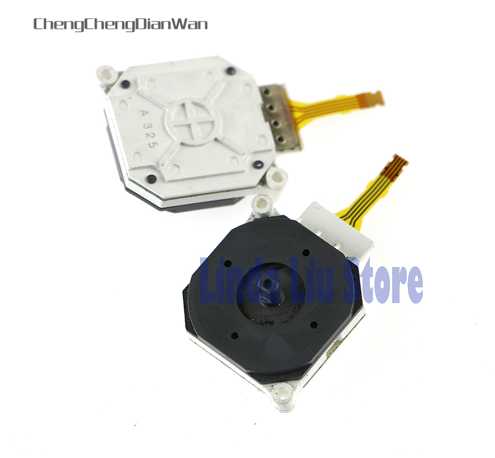 ChengChengDianWan 50pcs lot high quality for 3DS 3DS LL XL original 3D Button Analog Joystick Stick