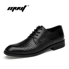 Full Grain Leather Men Shoes Summer Dress Shoes Fashion Comfortable Business Shoes Men Pointed Toe Oxfords Shoes Dropshipping free shipping full grain leather men s casual business shoes fashion rivets pointed toe high quality party shoes for men
