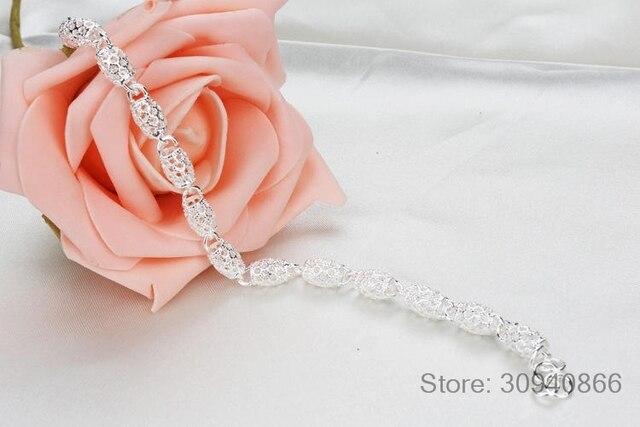 LEKANI New Fashion Charm Bracelets For Women Luxury women's 925 Sterling Silver Wedding Bracelets & Bangles Fine Jewelry 2