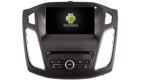 Android 6.0 SAMOCHODOWY odtwarzacz DVD nawigacja DLA FORD FOCUS 2012-2015 car audio stereo radioodtwarzacza Multimedia GPS wsparcie 3G 4G WIFI