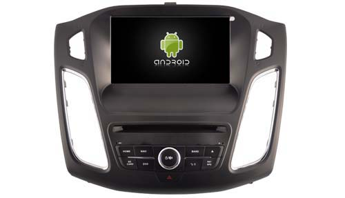 Android 6 0 font b CAR b font DVD player navigation FOR FORD FOCUS 2012 2015