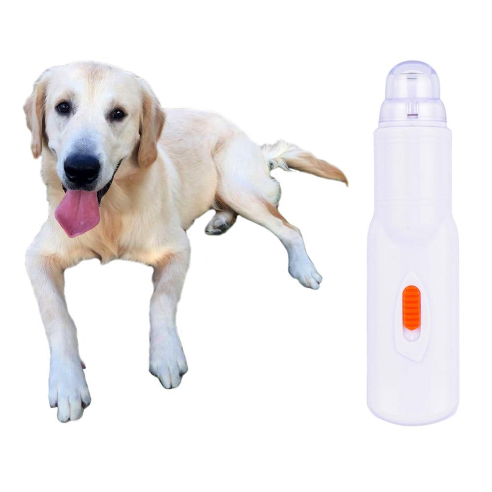 Aliexpress Buy Electric Pet Pedicure Nail Trimmer Pet Nail