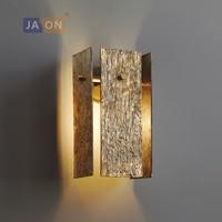 e14 led Retro American Copper Barks Classic LED Lamp LED Light Wall lamp Wall Light Wall Sconce For Store Foyer Bedroom
