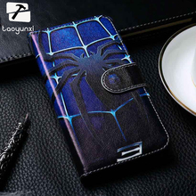 TAOYUNXI PU Leather Phone Cover For ZTE Blade L2/S6/V5/Z5S M