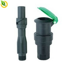 DN20(3/4″) Internal Thread Rapid Water Intake Valve Home Garden Lawn Irrigation Fast Connection Water Hydrant