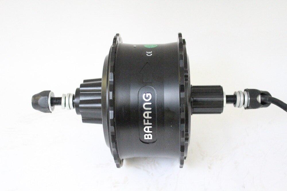 8Fun Bafang 48 V 750 W Brushless Indexé DC Cassette Hub Arrière Moteur pour Vélo Électrique D'abandon W = 175mm 190mm pour graisse vélo ebike
