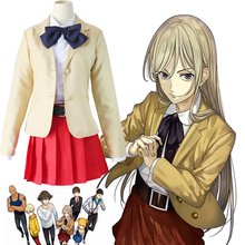 Anime Hakata Tonkotsu Ramens Cosplay Costumes Xianming Lin Costume Halloween Carnival Party Game