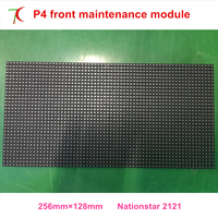 P4 Indoor High Quality Magnets Module For Front Maintenance Aluminum Rental Cabinet Led Display Screen Nationstar