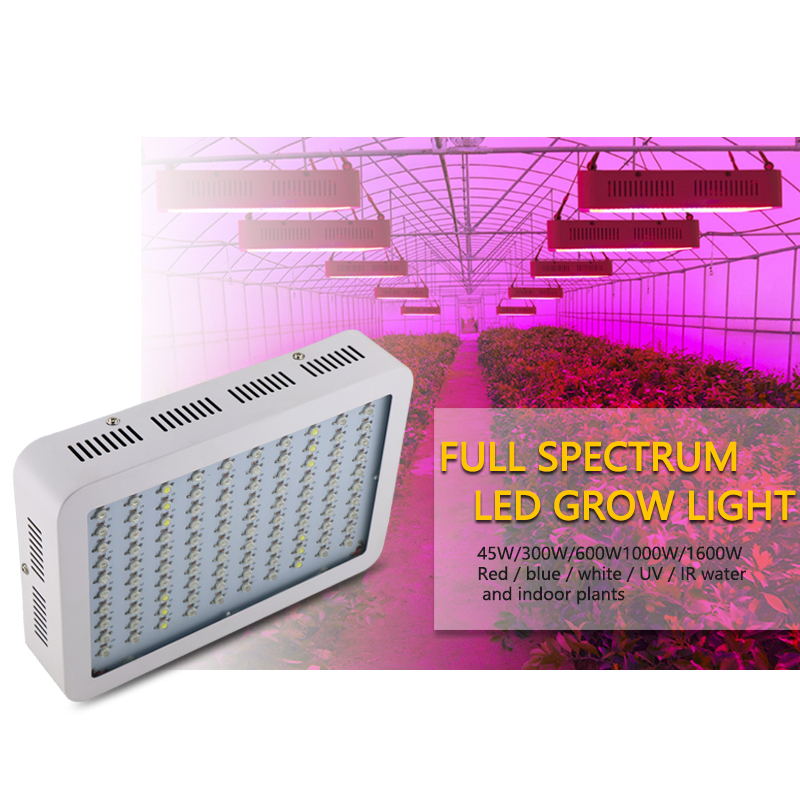 YOXLighting 600W 800W 1000W 1200W 1600W Double Chips LED Grow Light Full Spectrum For Indoor Plants and Flower Phrase High Yield on sale black kingled double chips full spectrum led grow light 600w 800w 1000w 1500w for aquario hydroponic lamp high yield
