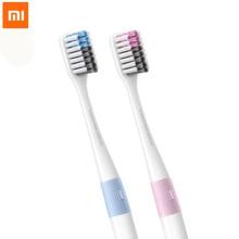 2017 Smart Xiaomi доктор б бас метод зубная щетка 2 шт. включают travel box Зубная щётка для умного дома