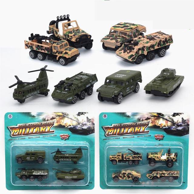 Diecast Military Toys