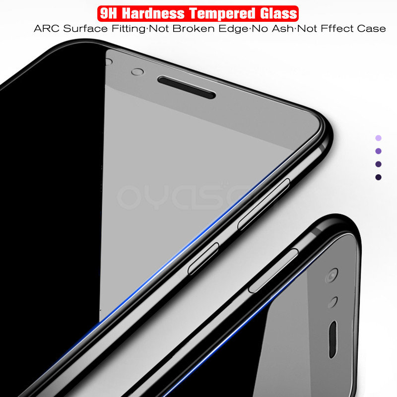 2Pcs lot Tempered Glass For Huawei Honor 8X Max 10 Note 10 Light Explosion proof Anti Blue Screen Protector For Huawei Honor 8X in Phone Screen Protectors from Cellphones Telecommunications