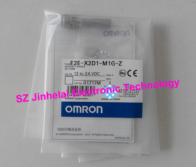 100% New and original  E2E-X2D1-M1G-Z,  E2E-X2D1-M1G   OMRON  Proximity sensor,Proximity switch   12-24VDC [zob] guarantee new original authentic omron omron proximity switch e2e x2d1 m1g