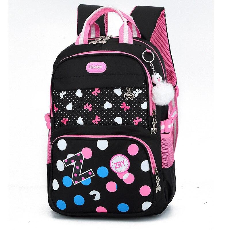 School Bags for Girls Children Backpacks Primary Students Backpack Waterproof Schoolbag Kids satchel rucksack Book Bag mochilas