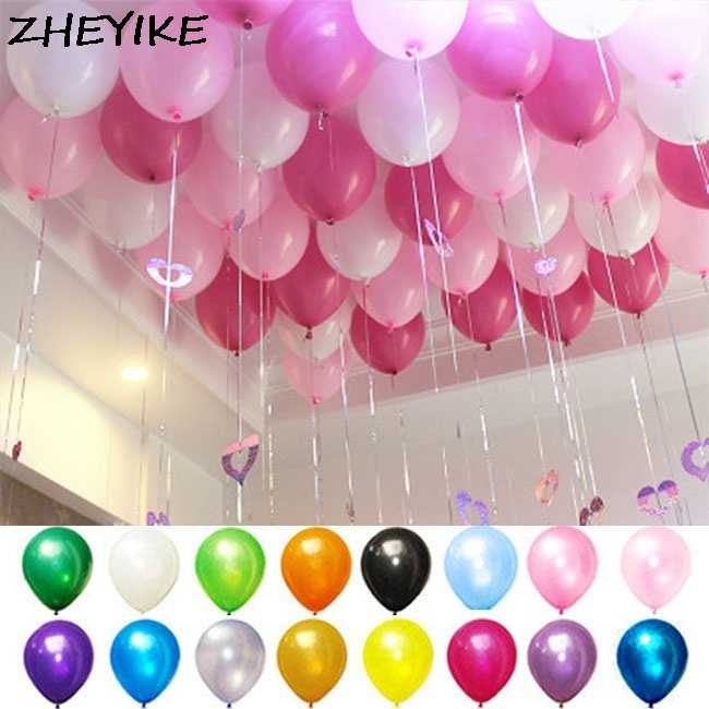 Detail Feedback Questions About Zheyike 30pcs 1 2g Ballonnen