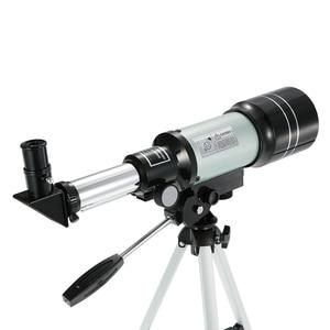 Image 3 - חיצוני HD טלסקופ 150X שבירה שטח האסטרונומי משקפת נסיעות אכון היקף עם חצובה ניידת מתכוונן מנוף