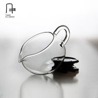 High Borosilicate Glass Tumbler Glass Filter Office Cup Bottles Mugs Tea Water Coffee Cup