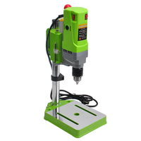 5156E 710W Mini Drill Press 220V Drill Machine Electric Milling Machine Work Bench Vise For DIY Machine Power Tools Woodworking
