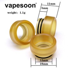 VapeSoon 810 PEI Drip Tip For TFV8 /Big Baby/TFV12 /X Baby Atomizer Retail Package