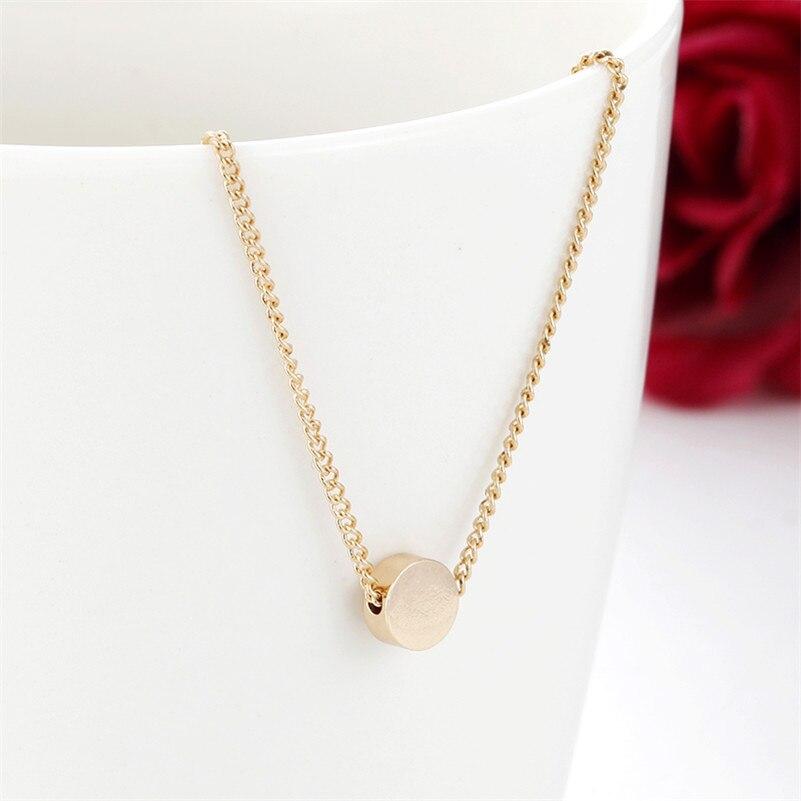 22 стиля, богемное ожерелье для женщин, Ретро стиль, золотая, серебряная цепочка, длинная луна, массивное ожерелье, подвеска, богемное ювелирное изделие, подарок девушке - Окраска металла: 271yuan