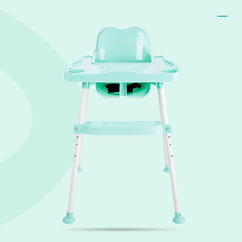 Portable Baby Kids Feeding Chair Seat Adjustable Baby Eating Dining Table Chair Seating Baby Chair For Feeding