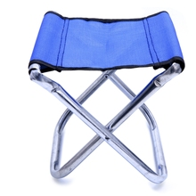 1PC Portable Folding Chair Stool Seat Outdoor Fishing Camping Travel Picnic Hiking