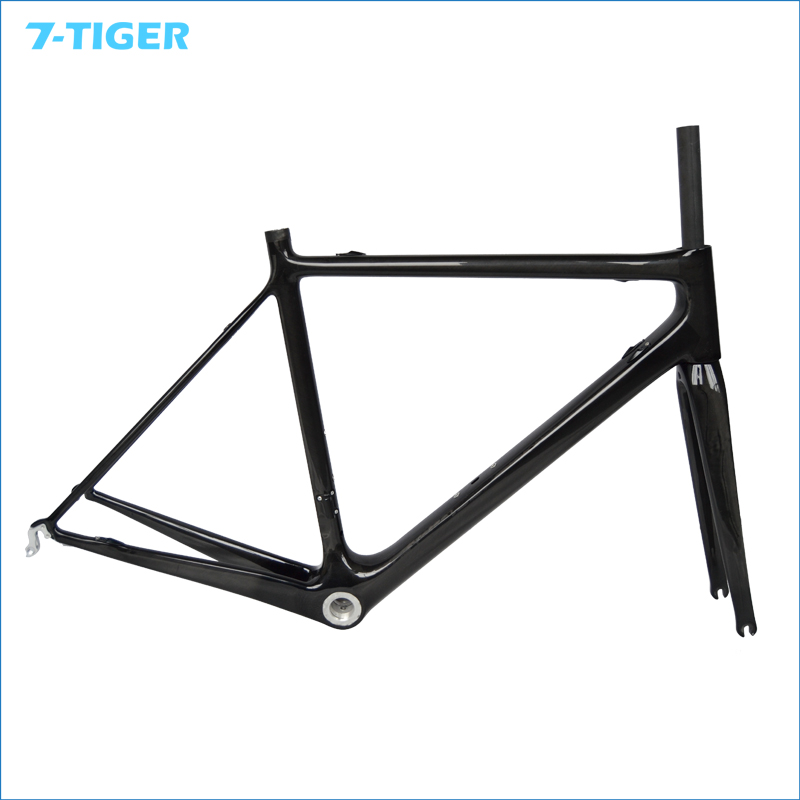 NEW ARRIVAL! Full Carbon Road Frame Carbon Frame China Bicycle Frame +fork+Headset With Fast Shipping