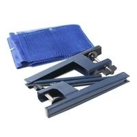 42d238d0f 180CM Portable Retractable Table Tennis Table Plastic Strong Mesh Net Kit Net  Rack Replace Kit For. 180 CENTÍMETROS de Mesa Ténis Retrátil ...