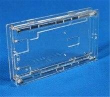 FREE SHIPPING Transparent Acrylic Box Compatible For Arduino Mega 2560 R3 Case Mega2560 Case Upgraded Version