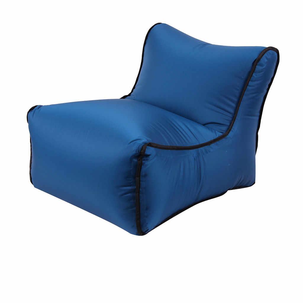 De Ar inflável Espreguiçadeira Preguiçoso Sofá Cadeira Sofá Sacos de Festa Ao Ar Livre de Viagem de Acampamento Acessórios Preguiçoso Sofá Cadeira Sofá Malas