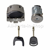 BRAND NEW FOR FORD TRANSIT MK7 IGNITION SWITCH BARREL SET WITH 2 KEYS 2006 ON