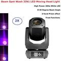 Lyre LED 200W Beam Spot Wash Moving Head Light DMX 512 Moving Head Beam Professioanl Dj Bar Night Club Stage Light Party Machine Stage Lighting Effect     -