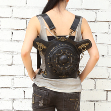 Steel master steampunk fashion bag