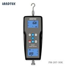 Динамометр измерительные приборы упорный FM-207-50K цифровой толкатель