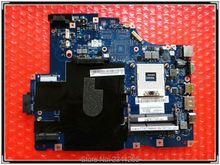 LA-5752P for Lenovo G560 Z560 Laptop Motherboard NIWE2 LA-5752P HM55 Free Shipping