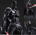 Star Wars Action Figure Playarts Kai Darth Vader Toys Collection Model PVC 275mm Star Wars Vader Play arts Kai