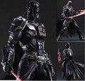 Star Wars Action Figure Playarts Kai Darth Vader modelo coleção brinquedos PVC 275 mm Star Wars Vader jogue arts Kai