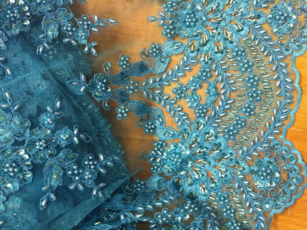 how to make lace fabric