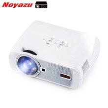 Noyazu Android 6.0 LED mini Proyector de Cine En Casa 1800 Lúmenes HD LCD Video Proyector Wifi TV HDMI Proyector Conectarse a Laptop