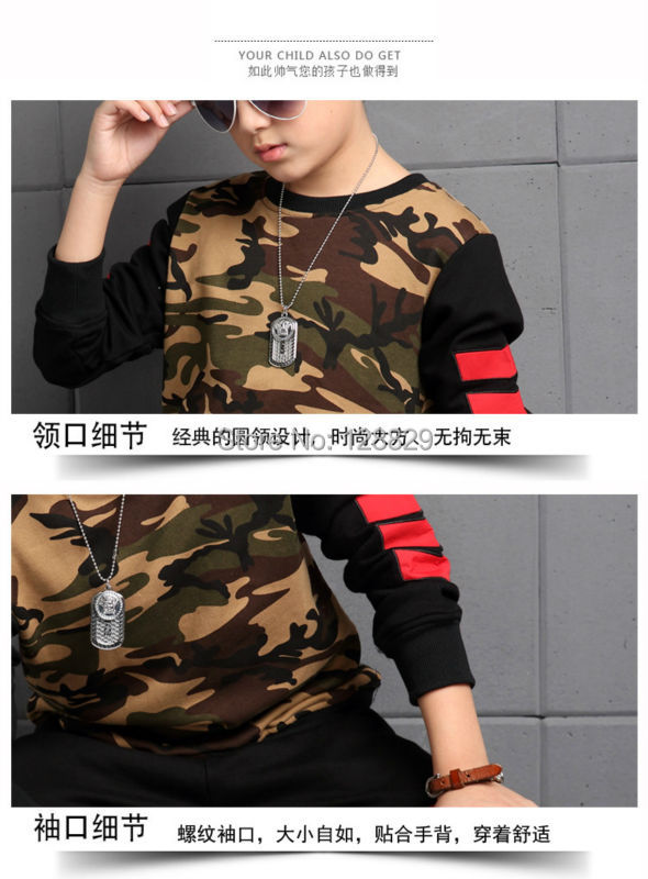 Boys Clothing Sets (5)