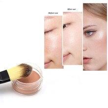 Stick primer set pore anti-wrinkle liquid foundation long-lasting oil massage