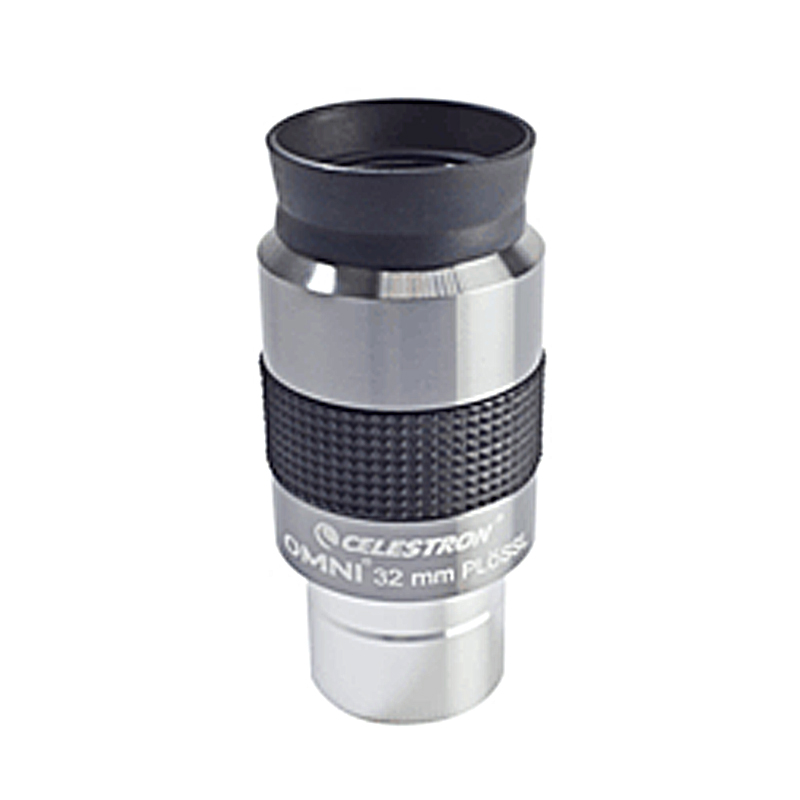 Celestron OMNI 32mm eyepiece telescope accessories professional HD viewing genuine stars astronomical eyepiece not monocular цена